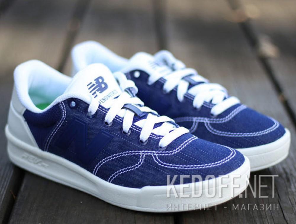 Мужские кроссовки New Balance CRT300RK   (синий) описание