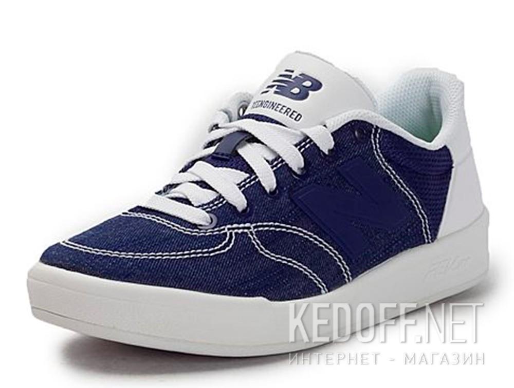 Мужские кроссовки New Balance CRT300RK   (синий) купить Украина