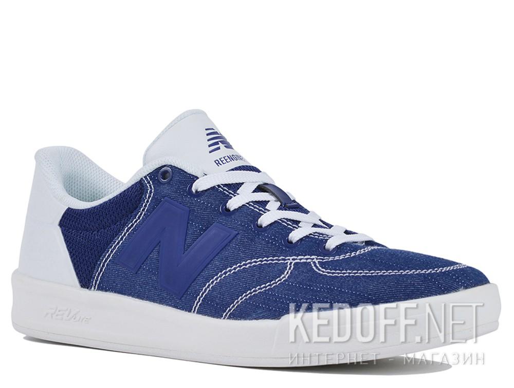 Купить Мужские кроссовки New Balance CRT300RK   (синий)