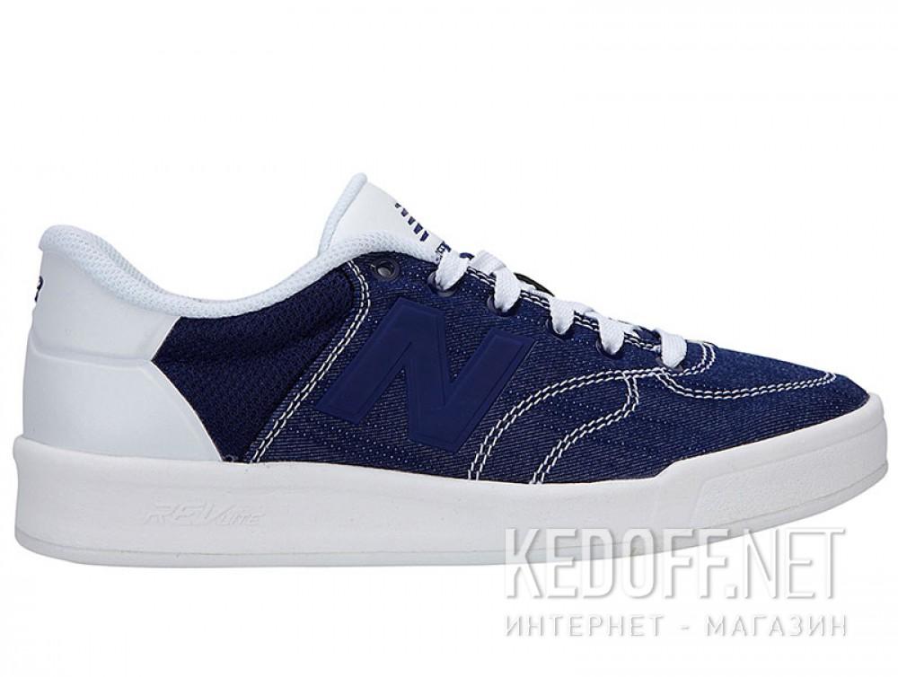 Мужские кроссовки New Balance CRT300RK   (синий) купить Киев
