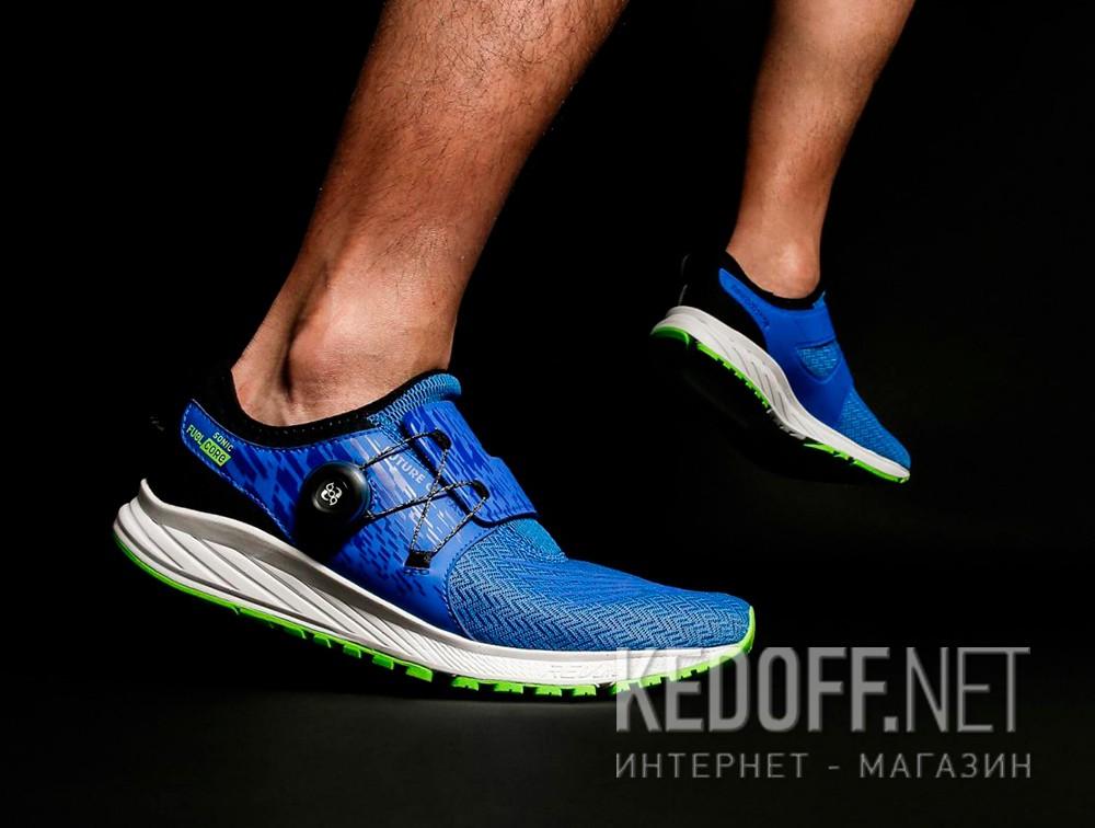 Мужские кроссовки New Balance FuelCore Sonic MSONIBL   (синий) Фото 12