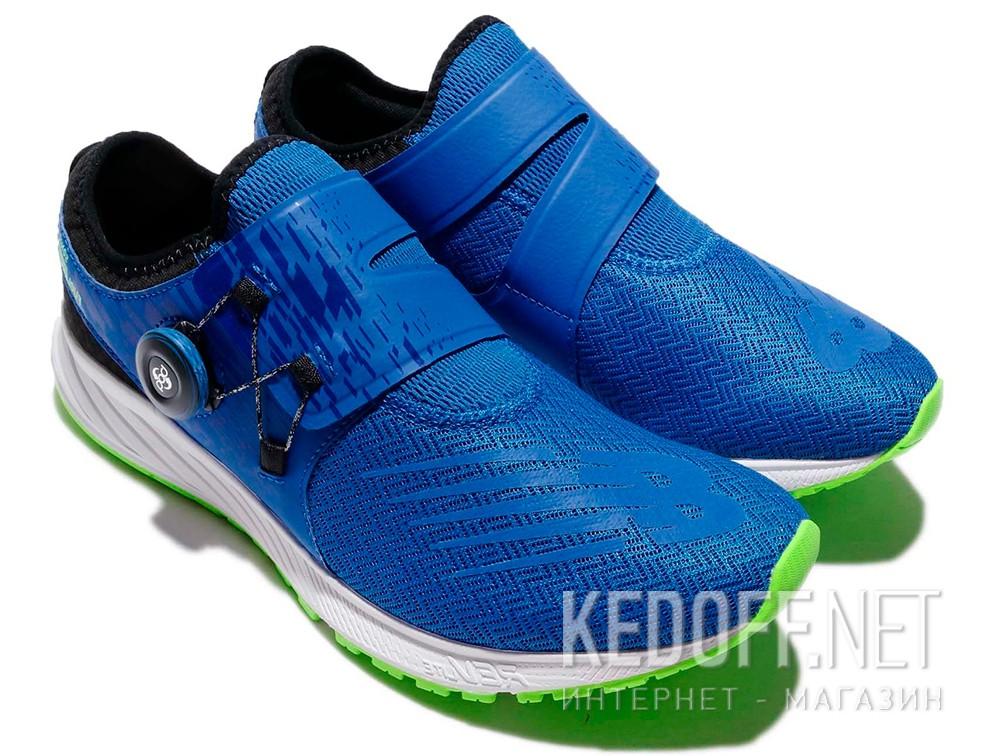 Мужские кроссовки New Balance FuelCore Sonic MSONIBL   (синий) купить Украина