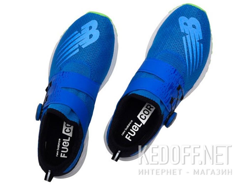 Мужские кроссовки New Balance FuelCore Sonic MSONIBL   (синий) купить Киев