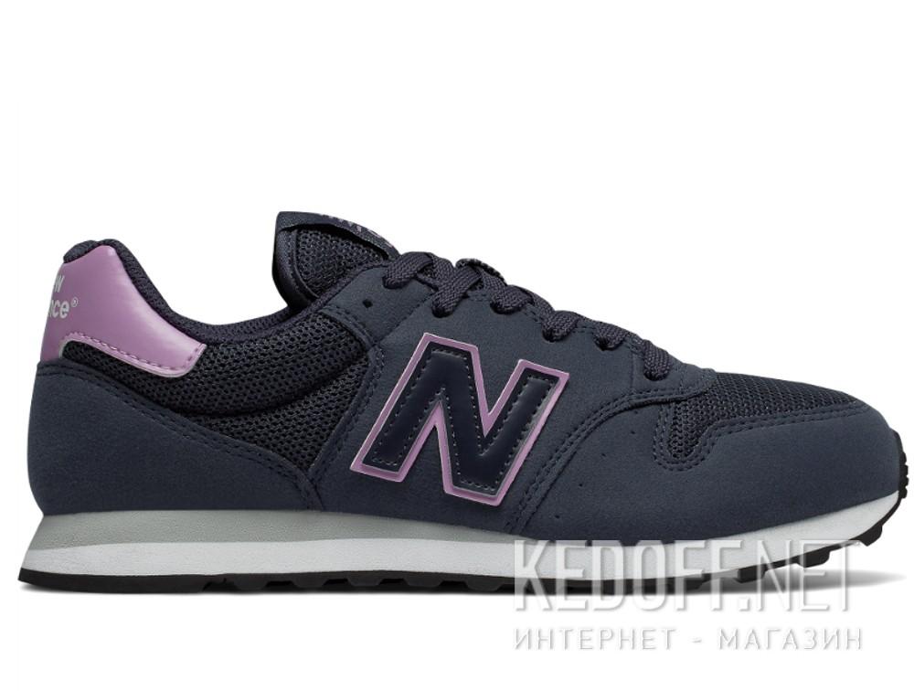 Женские кроссовки New Balance Gw500rnp  (фиолетовый/синий) купить Украина