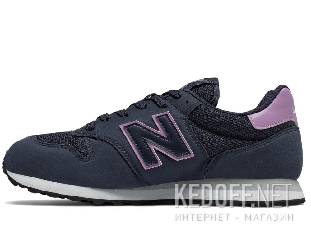 Женские кроссовки New Balance Gw500rnp  (фиолетовый/синий) купить Киев