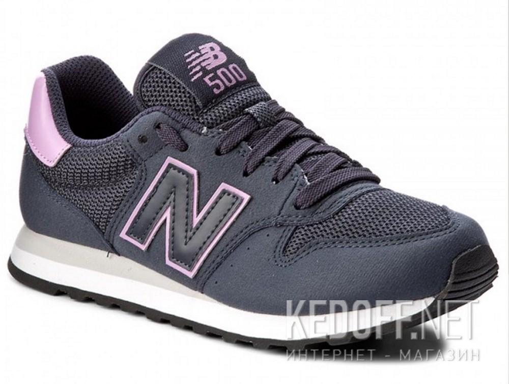 Купить Женские кроссовки New Balance Gw500rnp  (фиолетовый/синий)