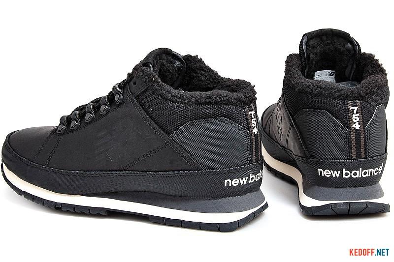 Чоловічі зимові кросівки New Balance HL754BN (чорний) в магазині ... c739a0295f6d0