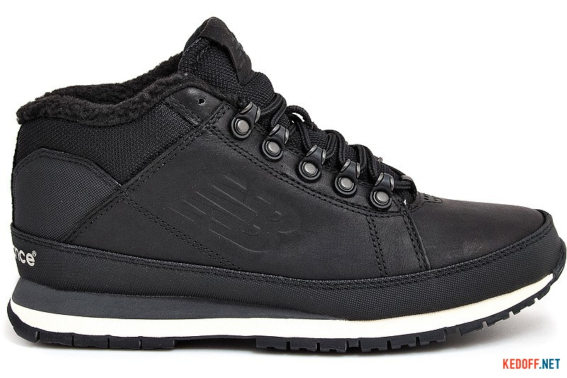 Men's shoes New Balance Hl754bn Black leather