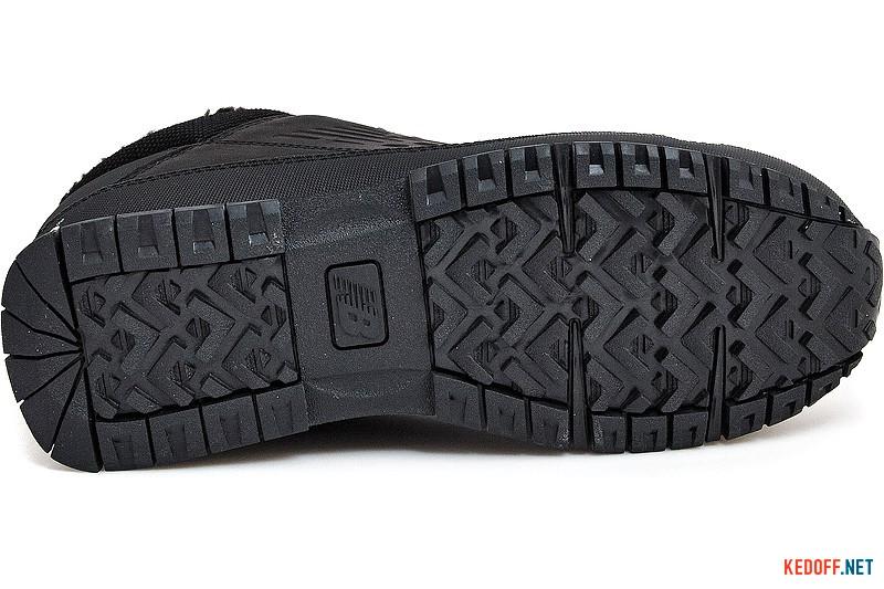 Мужские ботинки New Balance Hl754bn Черная кожа