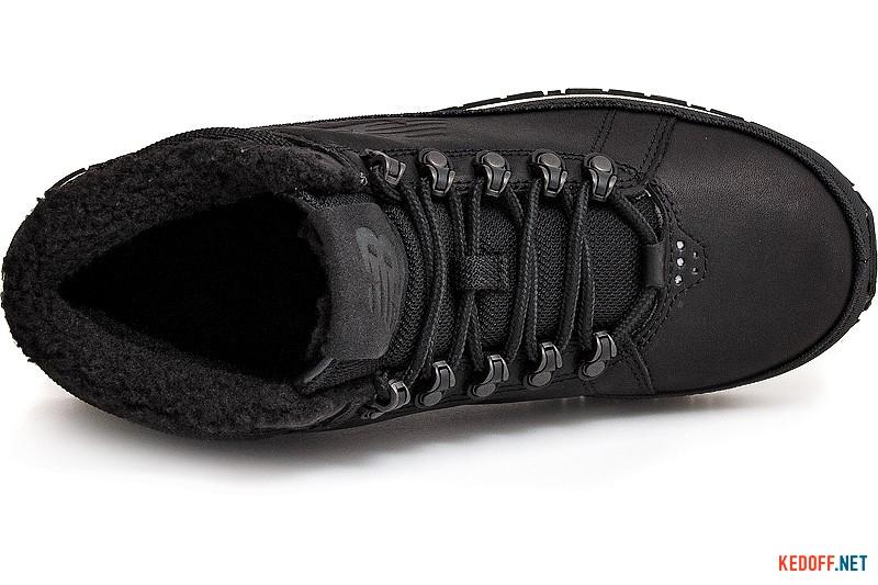 Чоловічі черевики New Balance Hl754bn Чорна шкіра
