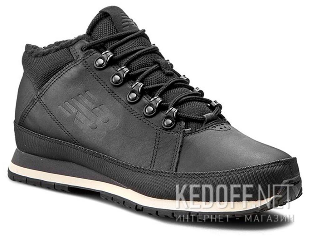 Купить Мужские зимние кроссовки New Balance HL754BN   (чёрный)