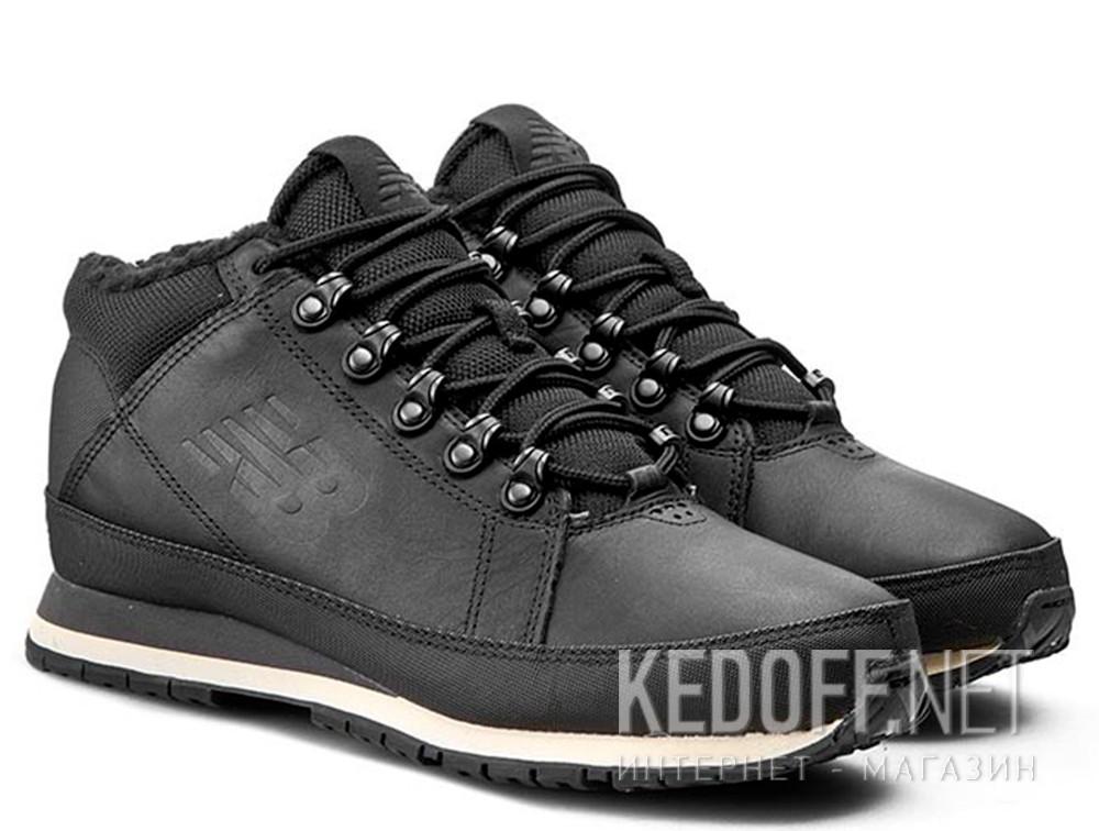 Мужские зимние кроссовки New Balance HL754BN (чёрный) в магазине ... c87bef15986f1