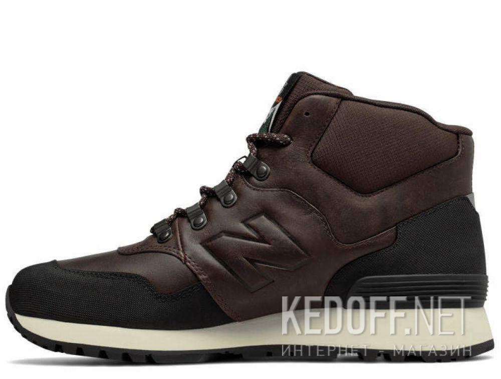 Мужские ботинки New Balance HL755BR купить Киев