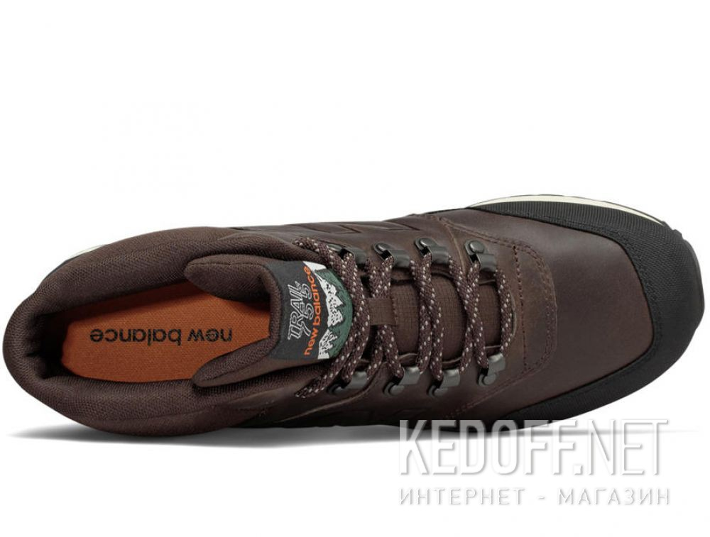 Мужские ботинки New Balance HL755BR описание