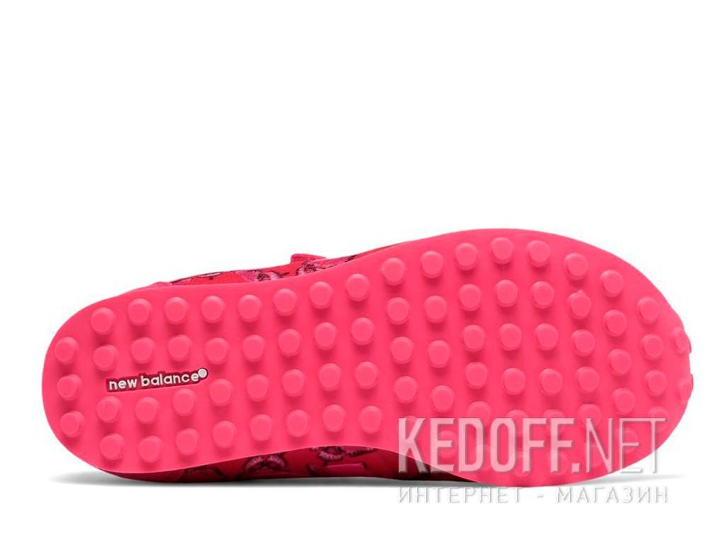 Оригинальные Кроссовки New Balance KA410BDY унисекс   (малиновый/розовый)