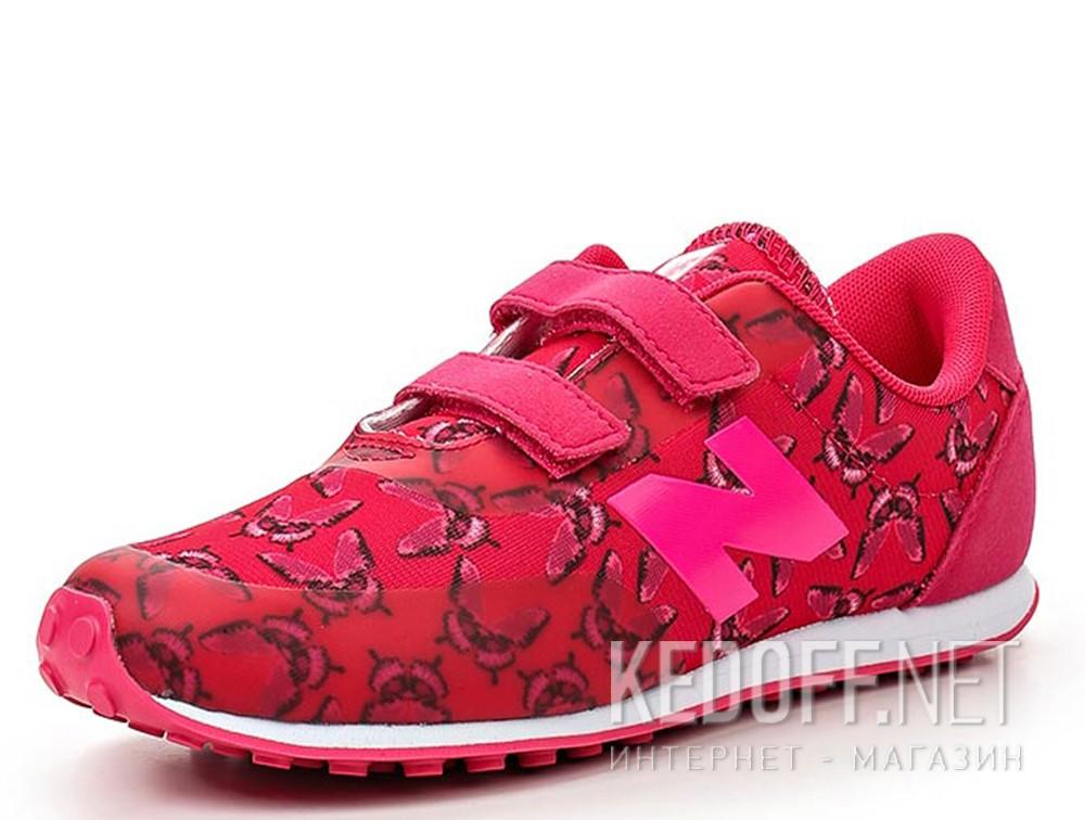 Кроссовки New Balance KA410BDY унисекс   (малиновый/розовый) купить Украина