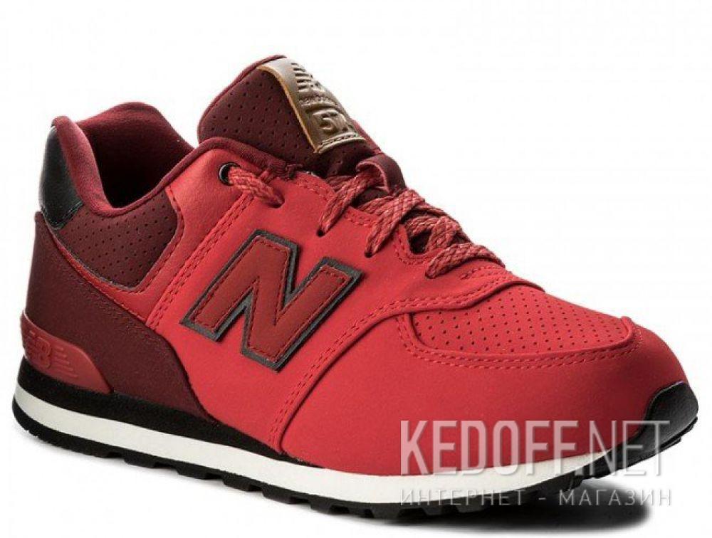 Купить Кроссовки New Balance KL574YIG
