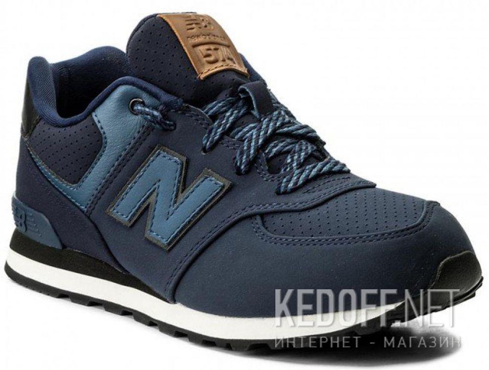 Купить Кроссовки New Balance KL574YTG