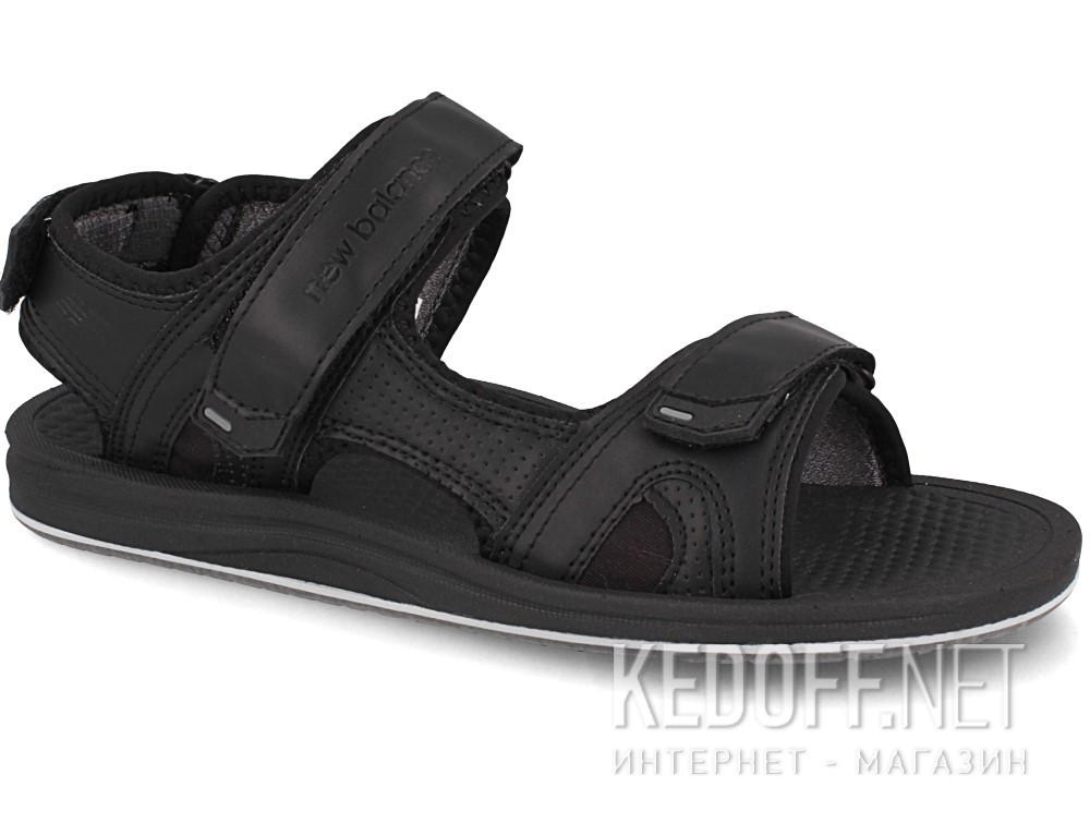 Мужские сандалии New Balance M2080bk все размеры