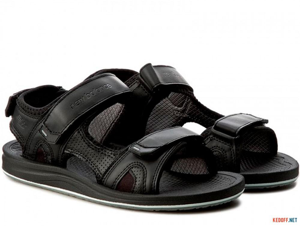 Мужские сандалии New Balance M2080bk купить Украина