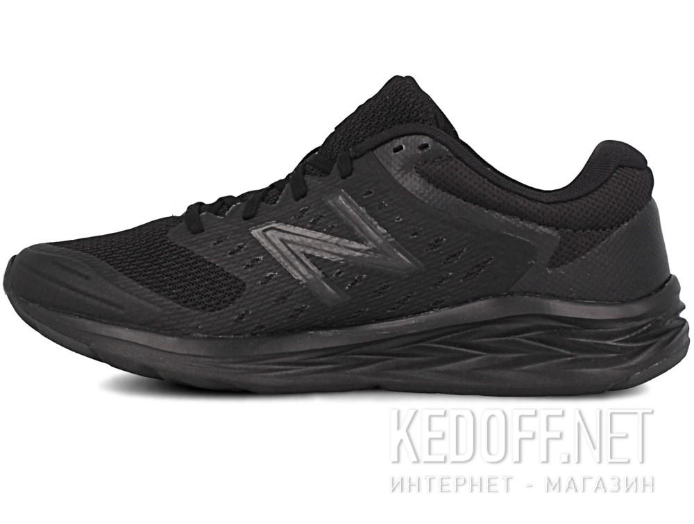 Мужские кроссовки New Balance M490LK5   (чёрный) описание