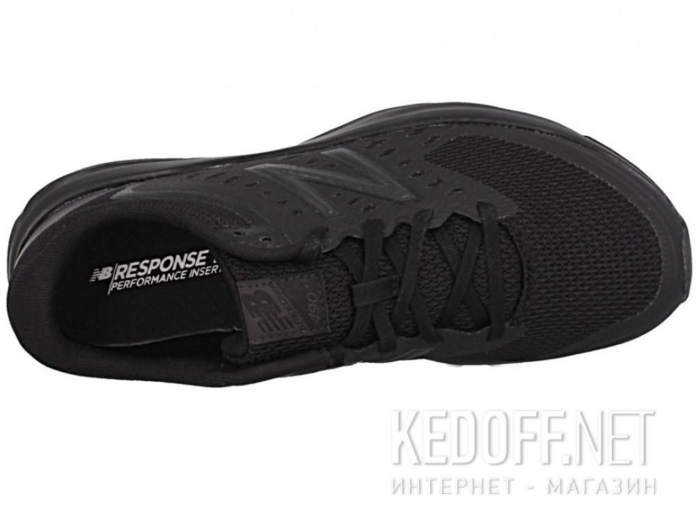 Цены на Мужские кроссовки New Balance M490LK5   (чёрный)