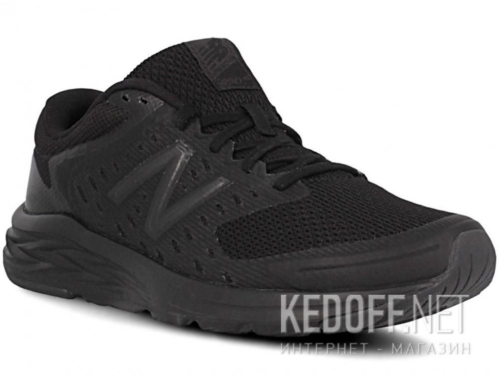Мужские кроссовки New Balance M490LK5   (чёрный) все размеры
