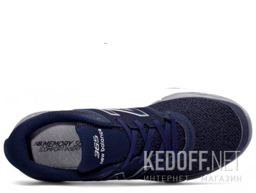 Оригинальные Мужские кроссовки New Balance MA365BL   (синий)