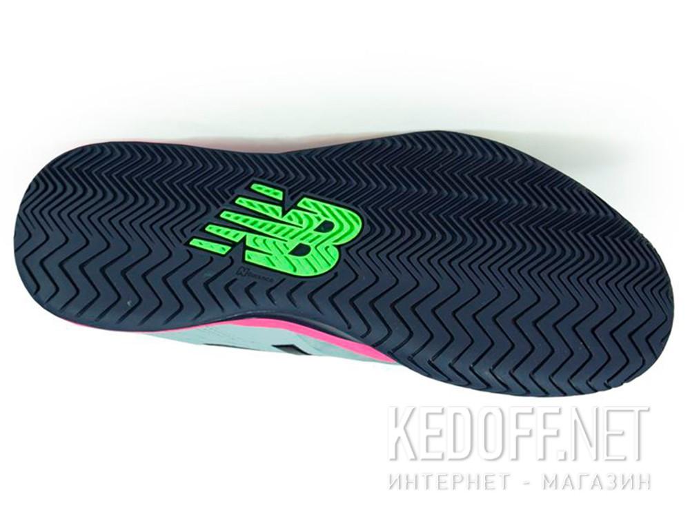 Цены на Кроссовки New Balance MC1296E2 унисекс (бирюзовый/розовый/серый)