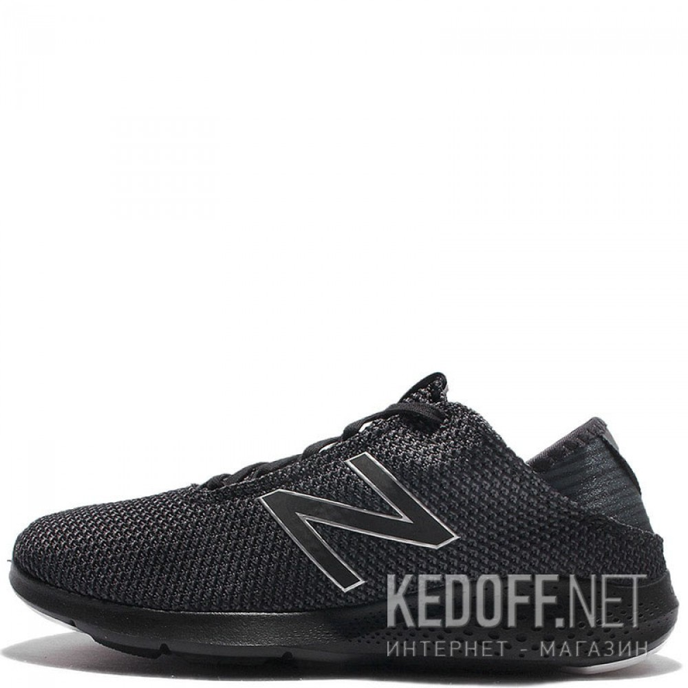 Мужская спортивная обувь New Balance MCOASBO2   (чёрный) купить Киев