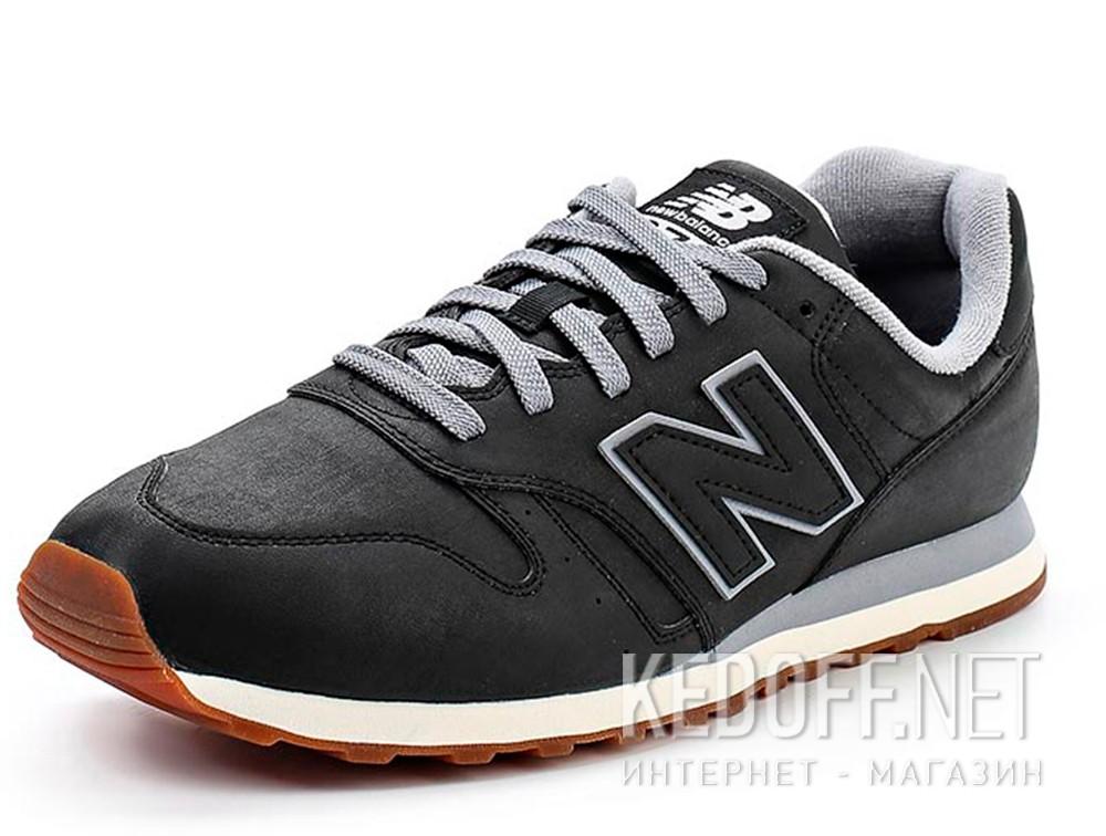 Мужские комфорт New Balance ML373BLA   (чёрный) купить Украина