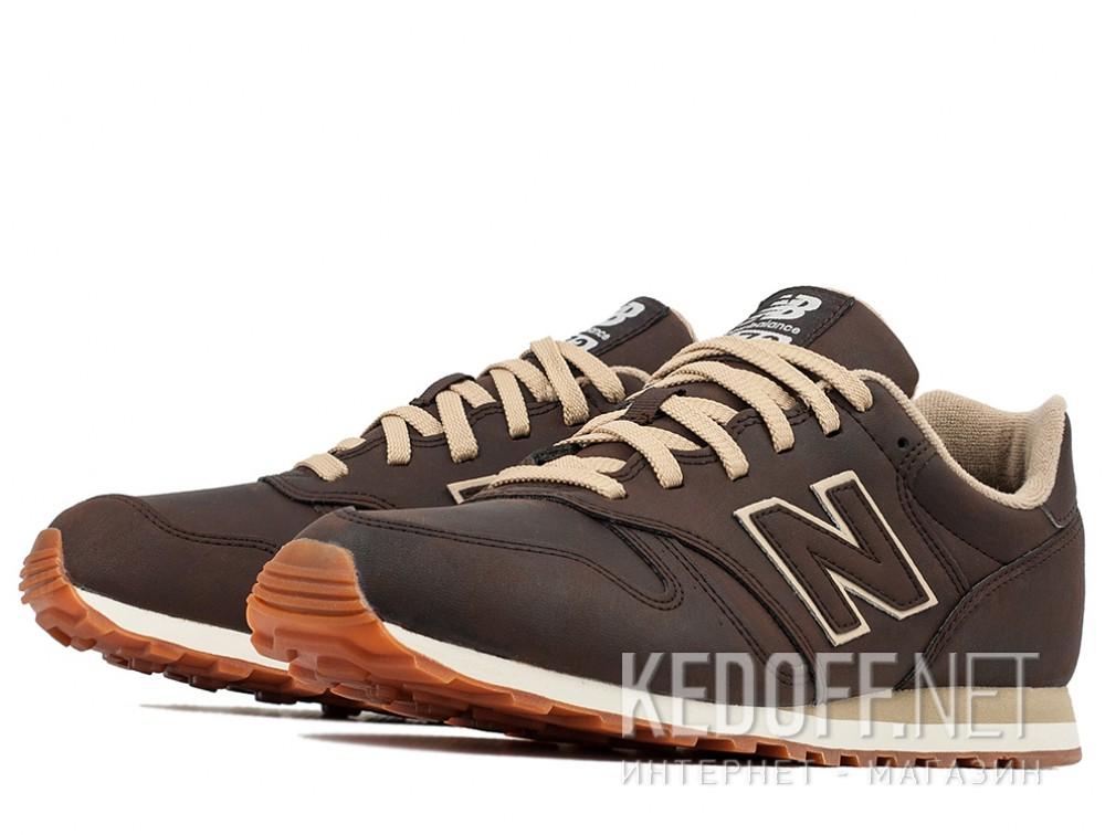 Цены на Мужские кроссовки New Balance ML373BRO   (коричневый)
