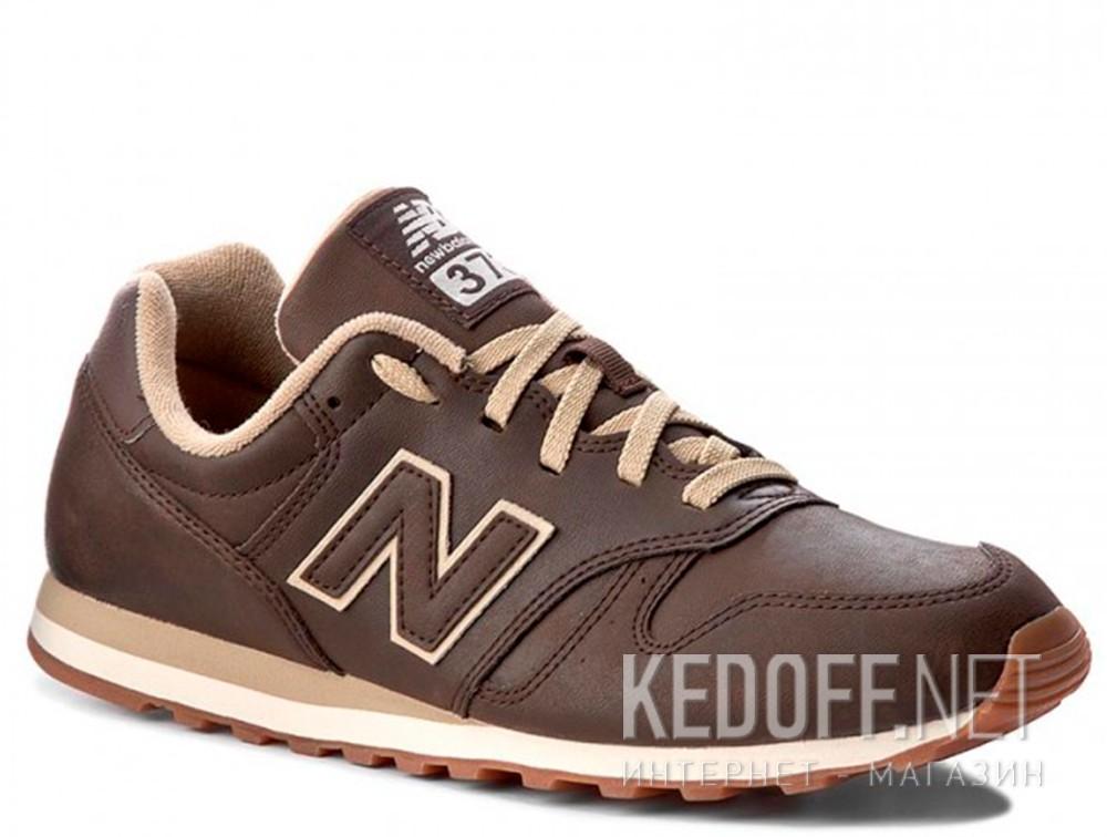 Купить Мужские кроссовки New Balance ML373BRO   (коричневый)