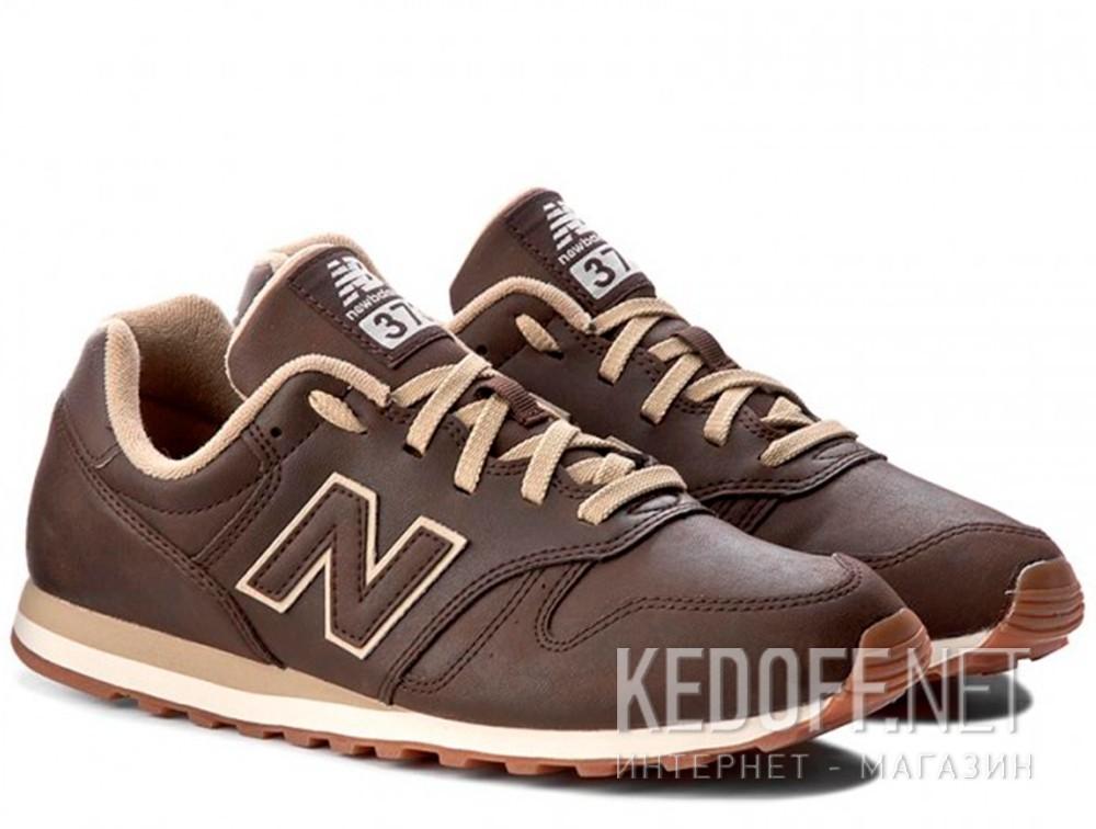 Мужские кроссовки New Balance ML373BRO   (коричневый) купить Украина
