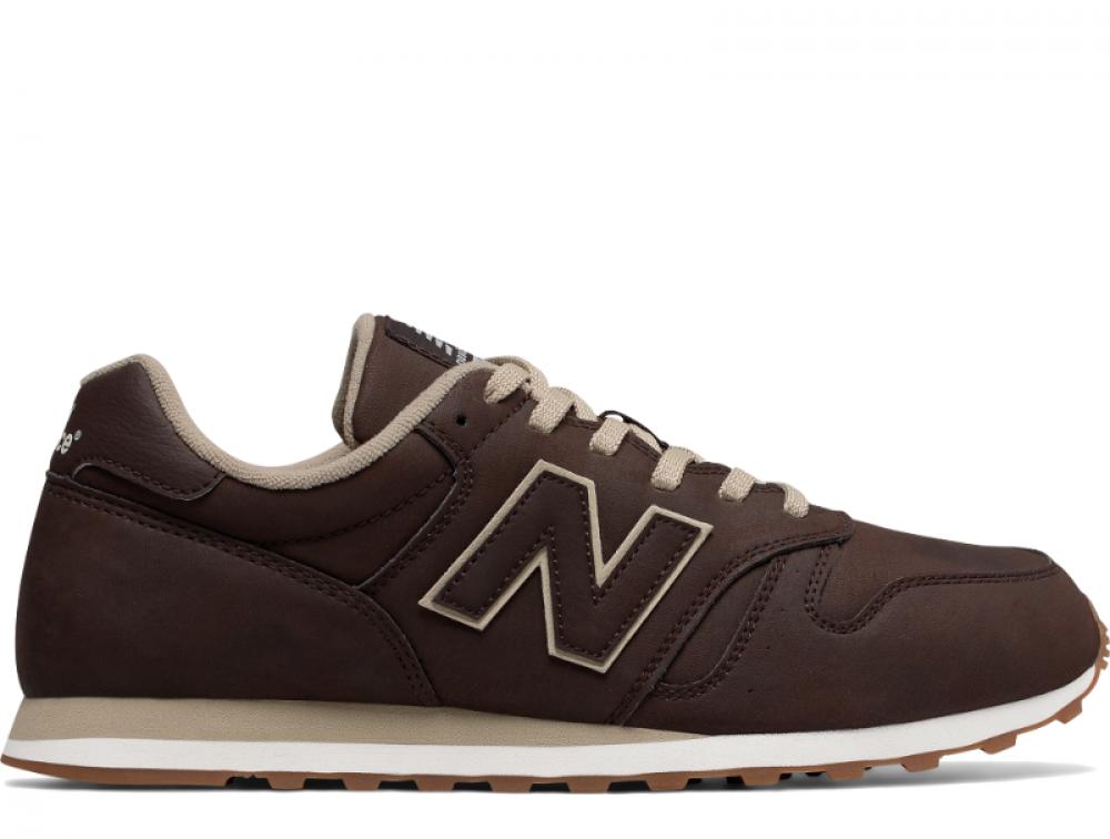Мужские кроссовки New Balance ML373BRO   (коричневый) купить Киев
