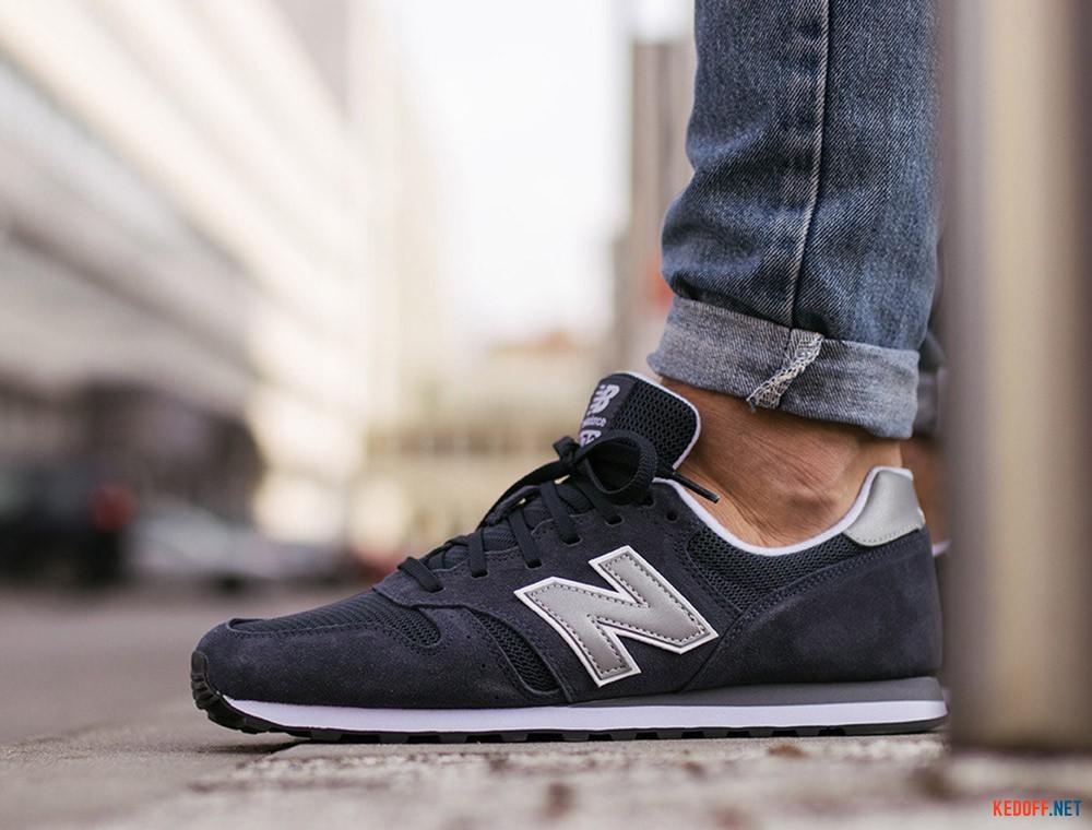 Цены на Мужские кроссовки New Balance ML373NAY