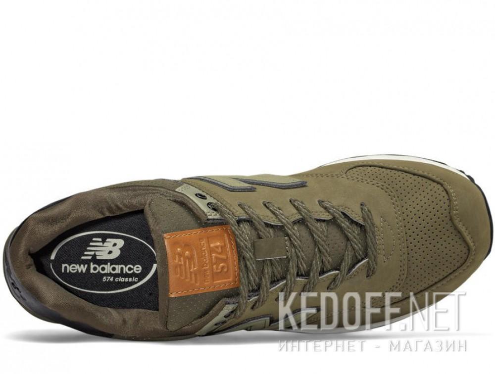 Мужские кроссовки New Balance ML574GPD купить Киев