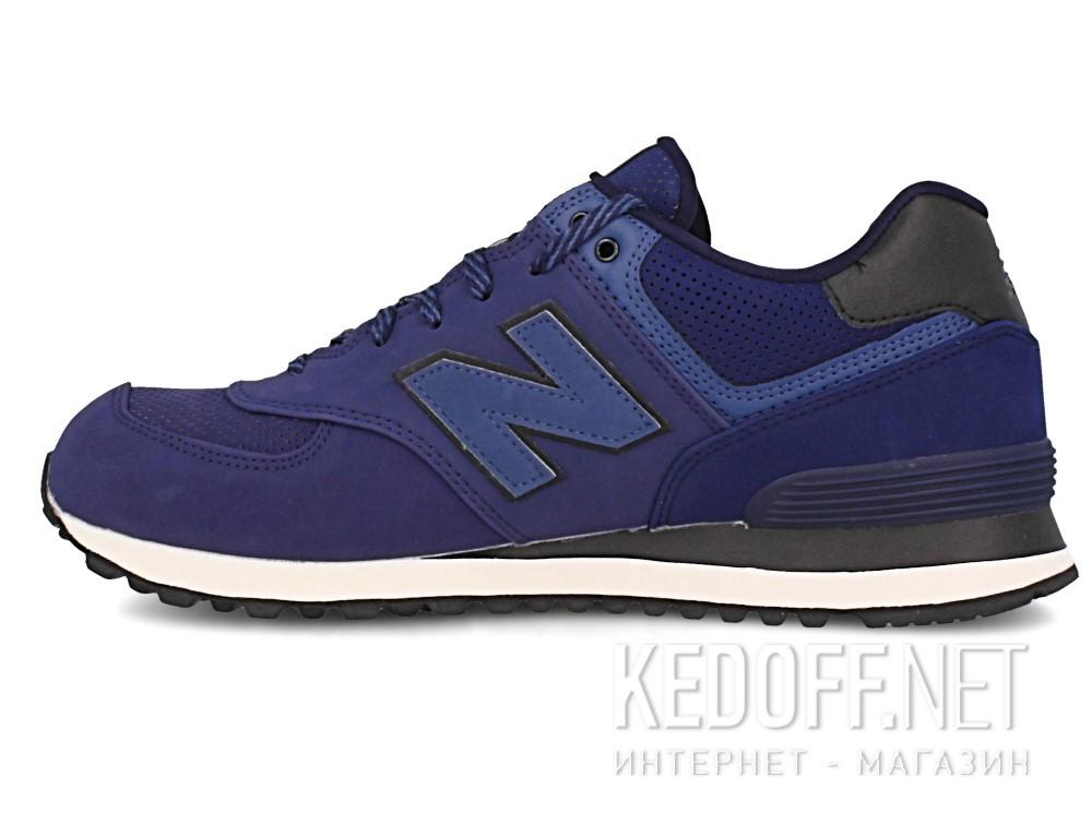Мужская спортивная обувь New Balance Ml574gpf   (тёмно-синий) купить Киев