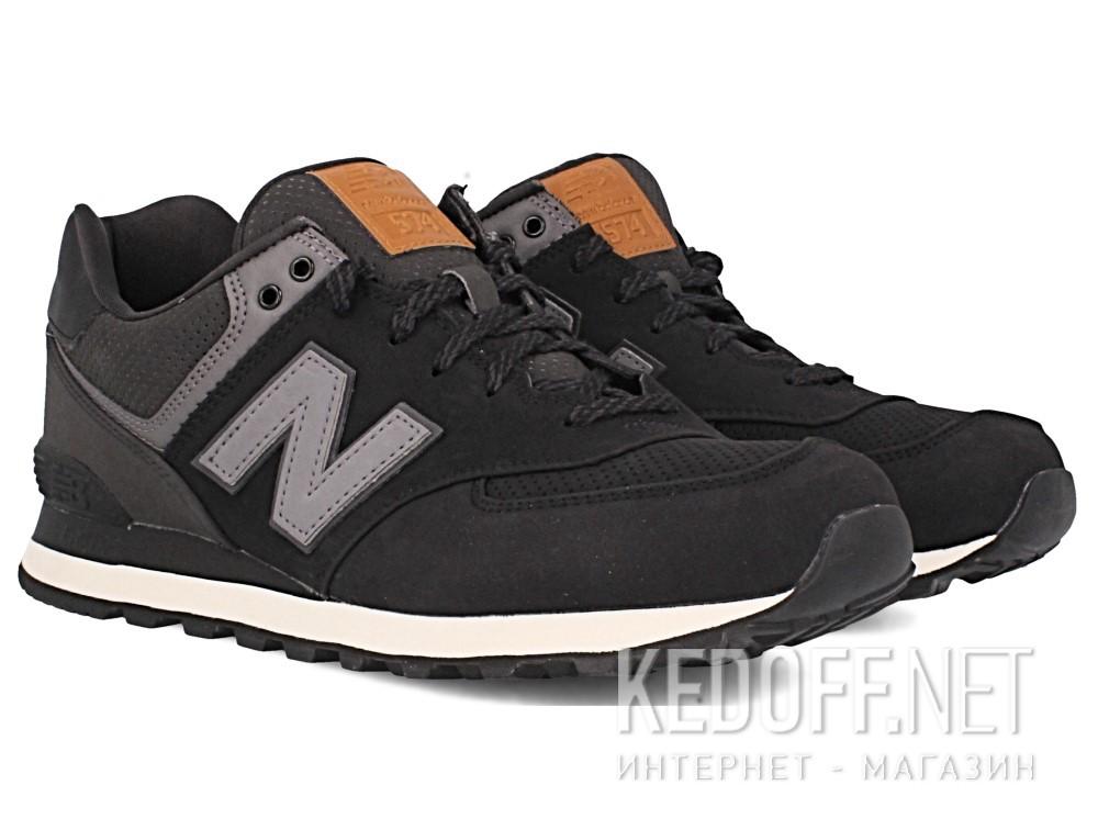 Мужские кроссовки New Balance ML574GPG   (чёрный) купить Украина