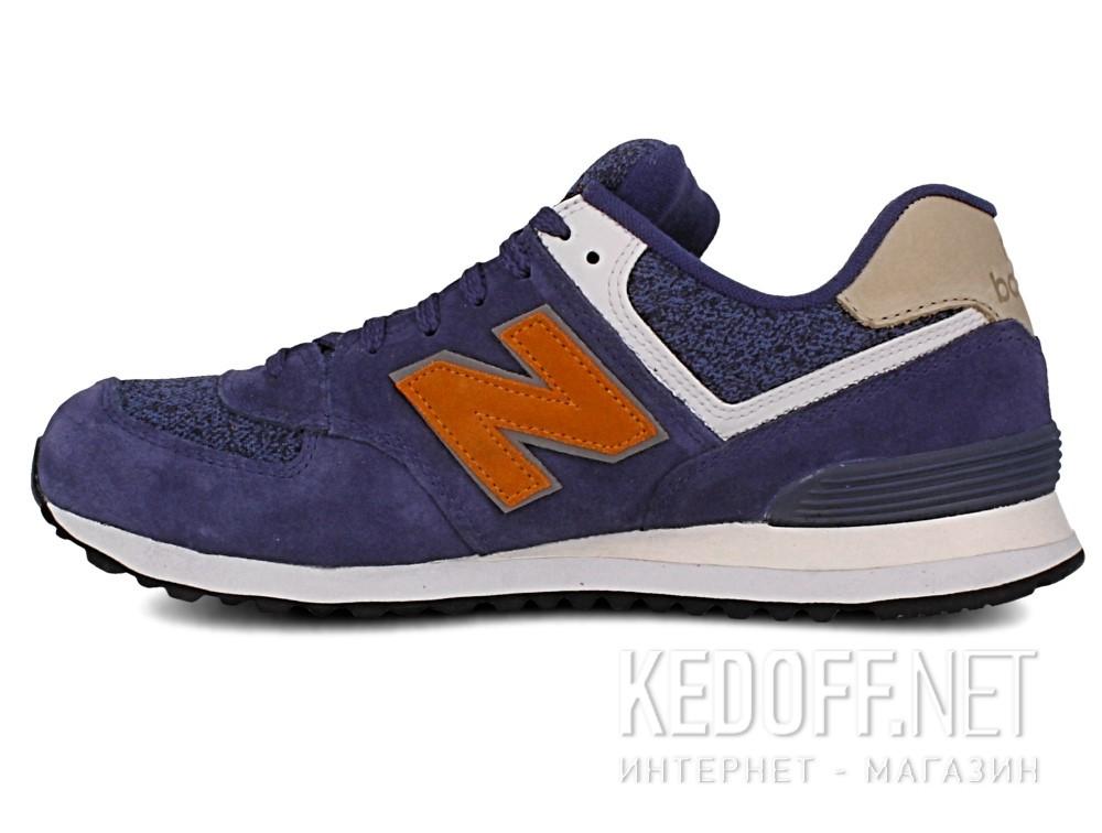 Кроссовки New Balance ML574VAK унисекс   (синий/серый) купить Киев