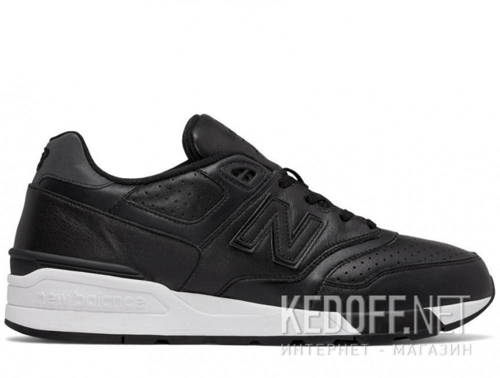 Мужские кроссовки New Balance Ml597bll   (чёрный) купить Киев