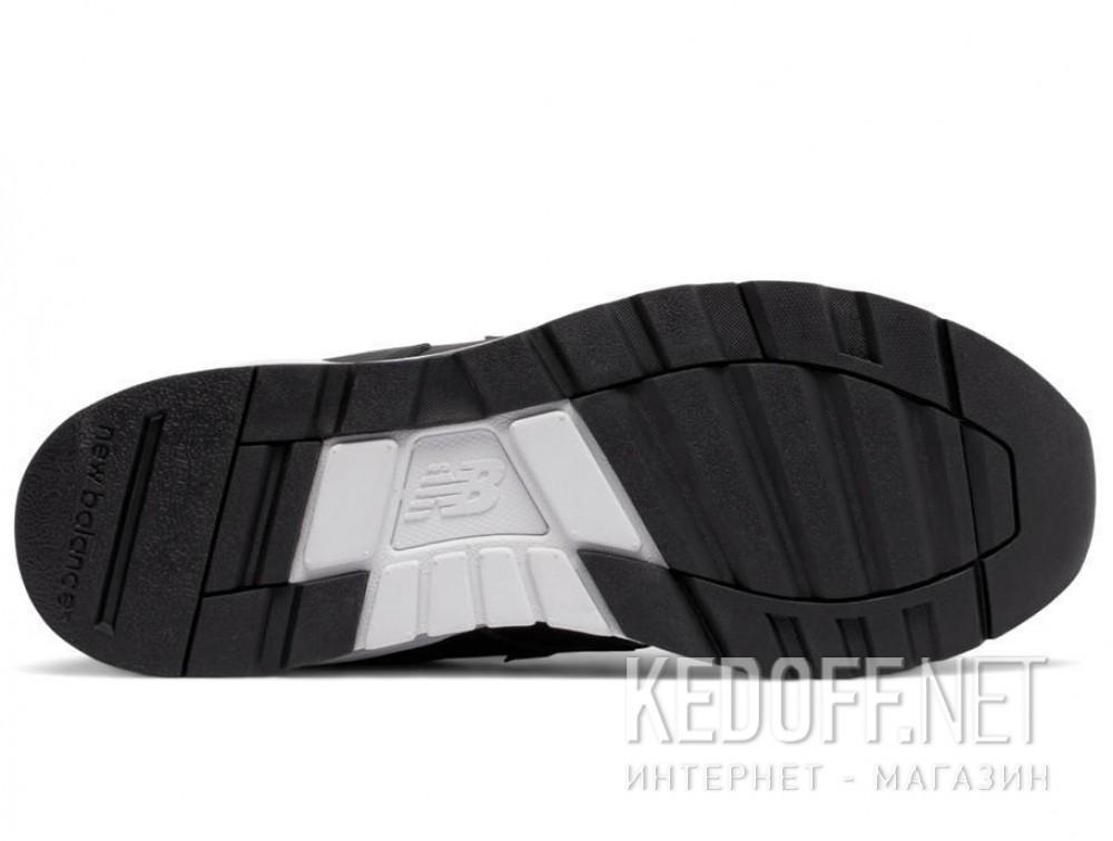 Мужские кроссовки New Balance Ml597bll   (чёрный) все размеры
