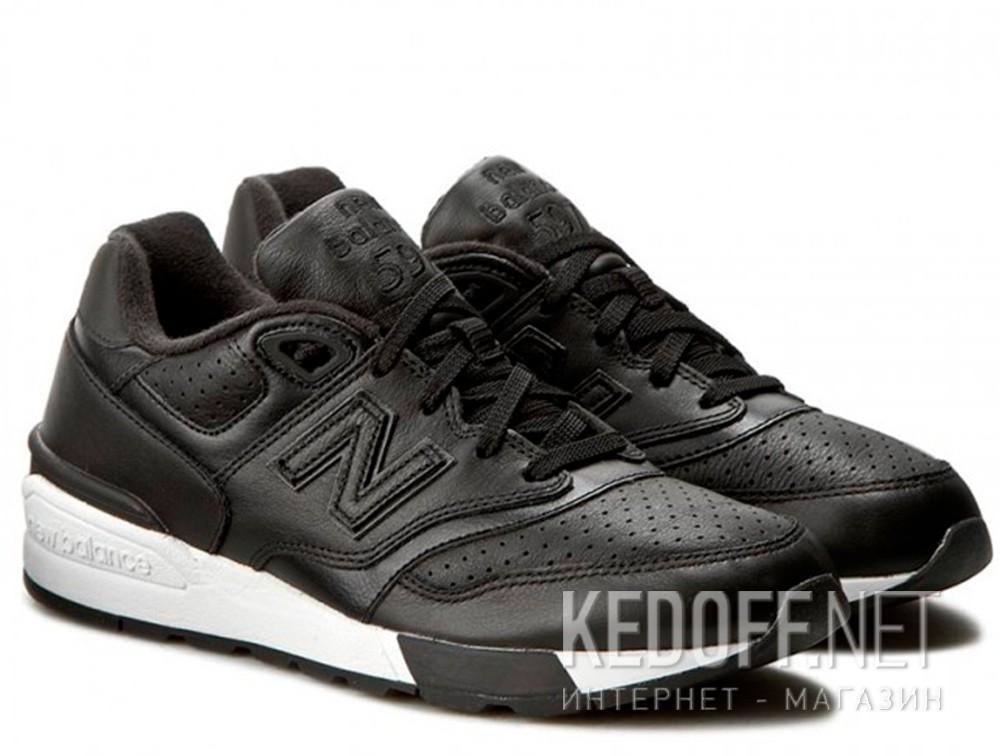 Мужские кроссовки New Balance Ml597bll   (чёрный) купить Украина