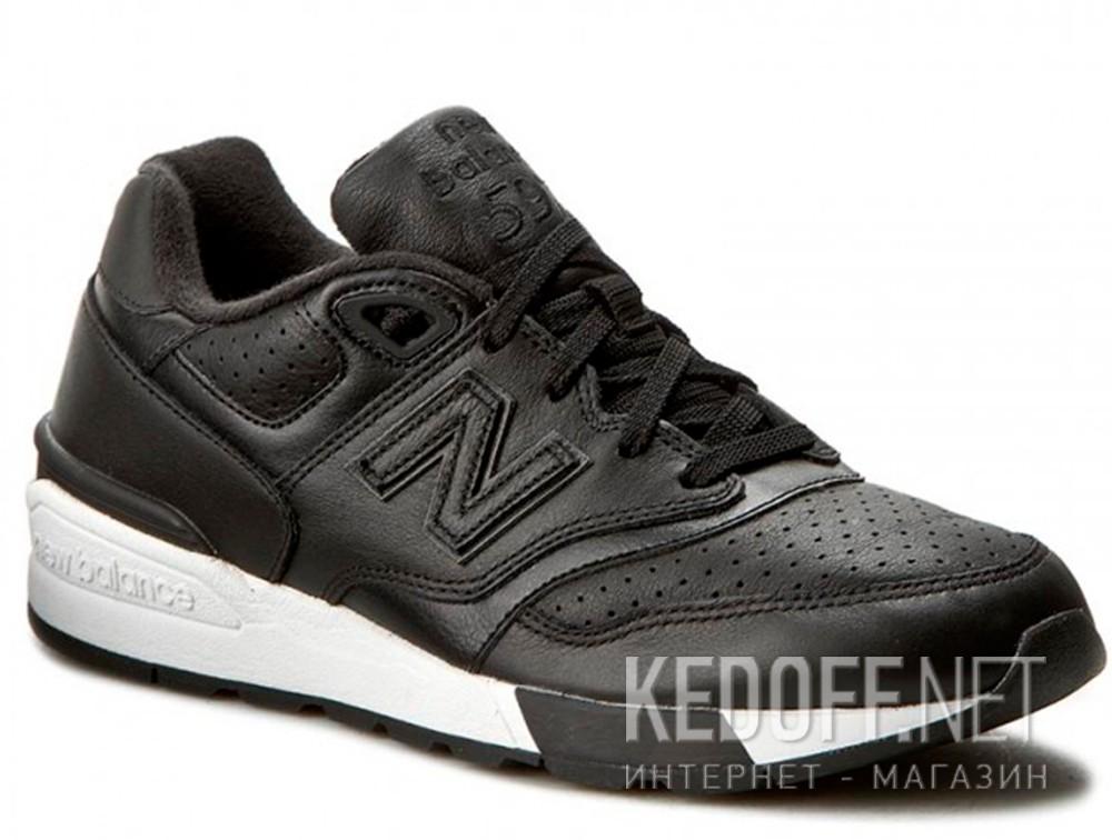 Купить Мужские кроссовки New Balance Ml597bll   (чёрный)