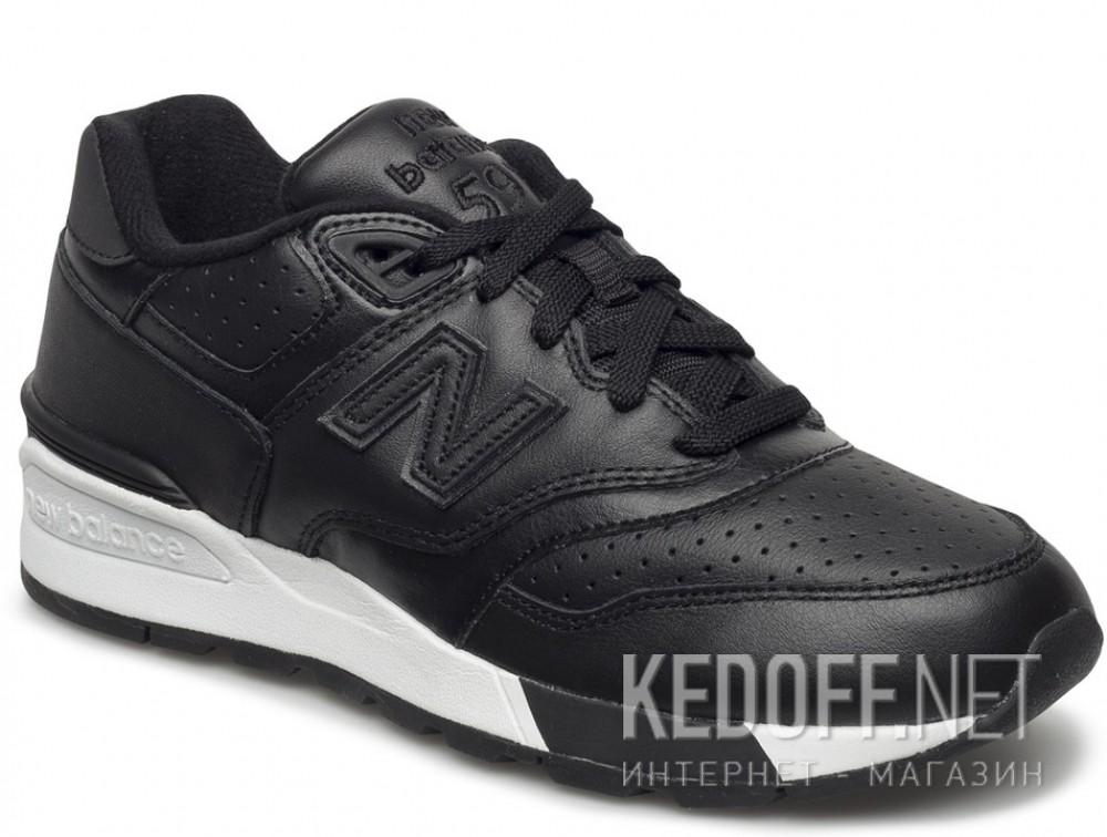 Цены на Мужские кроссовки New Balance Ml597bll   (чёрный)