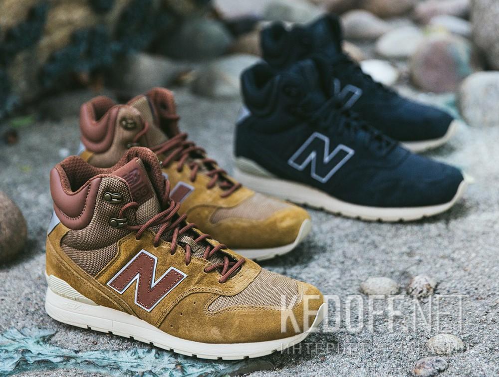 Мужские ботинки New Balance MRH996BR   купить Украина
