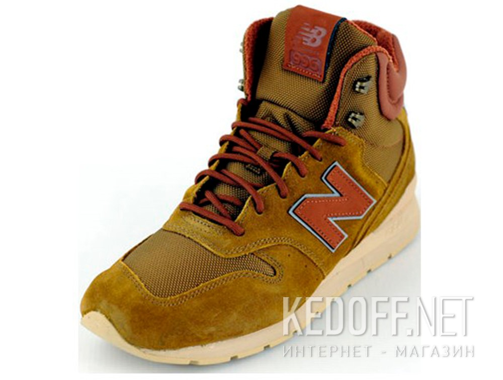 Цены на Мужские ботинки New Balance MRH996BR