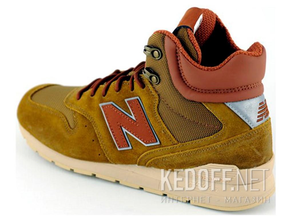 Оригинальные Мужские ботинки New Balance MRH996BR