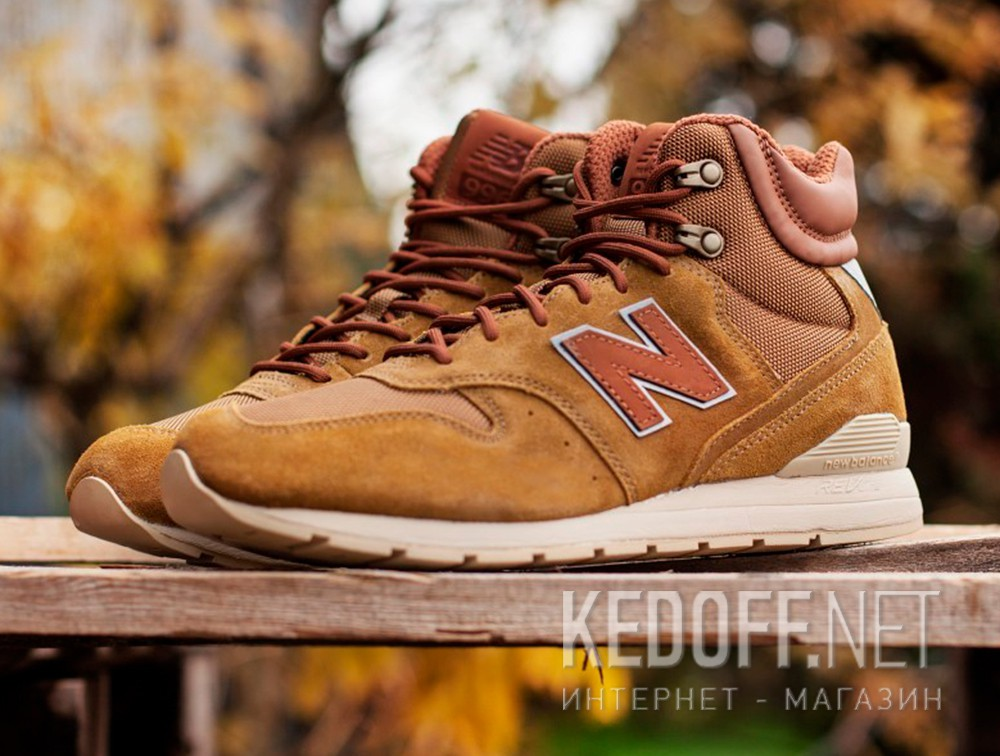 Доставка Мужские ботинки New Balance MRH996BR