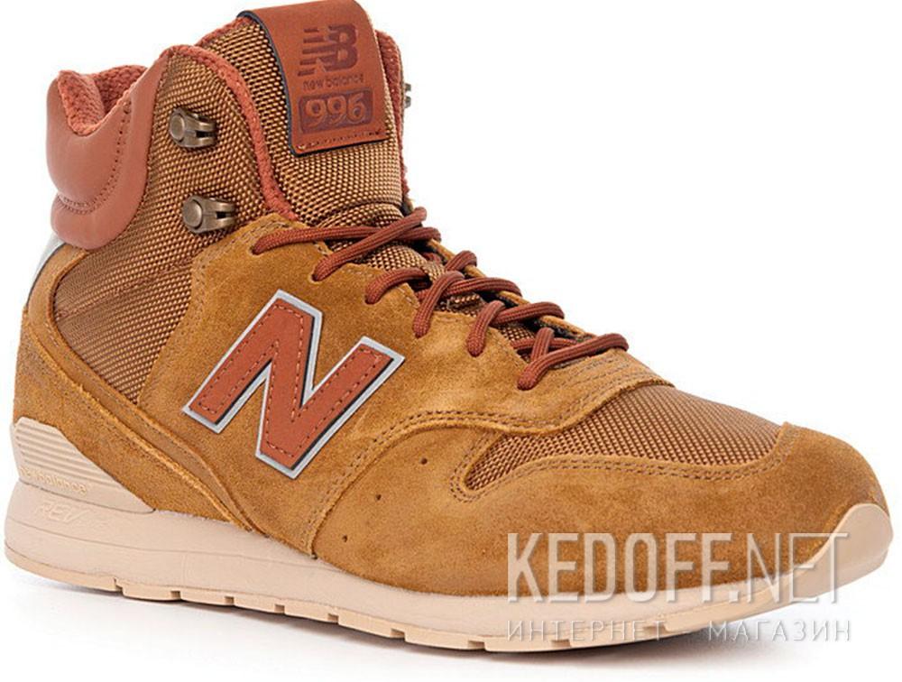 Купить Мужские ботинки New Balance MRH996BR